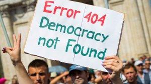 Кишинев поглощен протестами