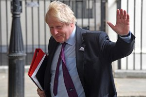 Министр иностранных дел Великобритании Борис Джонсон ушел в отставку