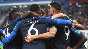 Определился первый финалист ЧМ-2018 ( Сборная Франции обыграла бельгийцев со счетом 1:0)