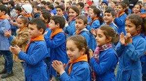 Сирийские дети смогут обучаться в российских военных училищах