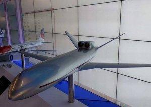 Российские конструкторы запатентовали самолет с эллиптическим фюзеляжем