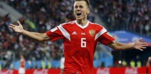 Денис Черышев вошел в символическую сборную лучших игроков чемпионата мира-2018 по версии спортивного портала SB Nation