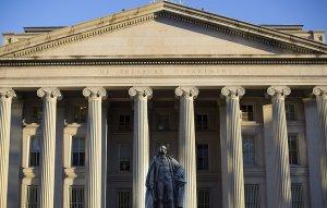 Россия выбыла из списка крупнейших держателей казначейских бумаг США