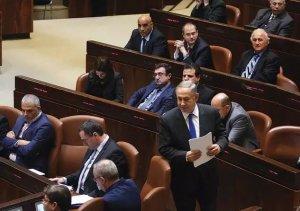 Израильский парламент объявил Израиль еврейским национальным государством