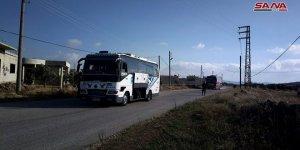 В Сирии несколько тысяч боевиков из провинции Эль-Кунейтра согласились уехать на север