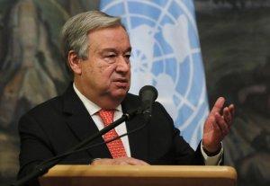 Гуттериш предупредил о возможном банкротстве ООН