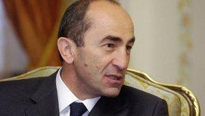В Ереване арестовали бывшего президента Армении