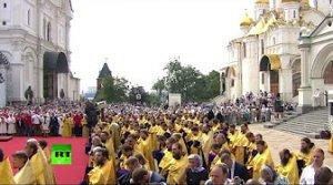 1030 лет православия: как Россия несет этот крест (Крещение Руси: как страна обрела веру)