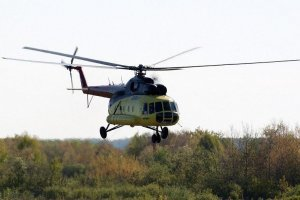 18 человек погибли при крушении вертолёта в Красноярском крае - трансляция