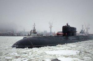 В России создали не требующий перезарядки ядерный реактор для подлодок