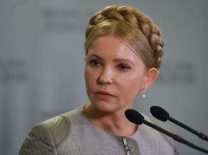 Тимошенко возглавила президентский рейтинг на Украине, Порошенко провалился
