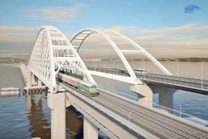 Железная дорога через Керченский пролив рассчитана на движение поездов со скоростью до 120 км/ч