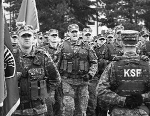 Косовский монстр пошел против своих создателей