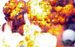 [То понос, то золотуха] Взрыв прогремел на военном заводе рядом с британским Солсбери