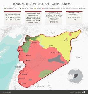 Курдские отряды будут воевать на стороне сирийского правительства