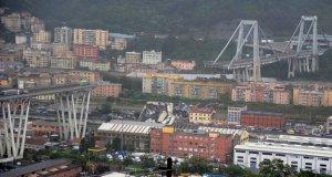 Обрушился Генуэзский мост, десятки погибших - заместитель премьер-министра Италии