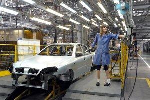 В Украине резко сократилось производство авто, в прошлом месяце было выпущено 221 единица автотранспорта