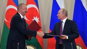 Азербайджан купил у России оружия на пять миллиардов долларов, заявил Алиев