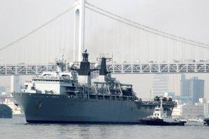 Китай разозлился на прошедший мимо британский военный корабль