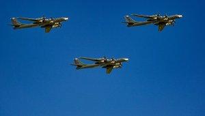 Истребители ВВС США второй раз за год вылетали на перехват российских Ту-95