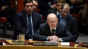 Выступление Постоянного представителя России при ООН В.А.Небензи на заседании Совета Безопасности ООН по Сирии