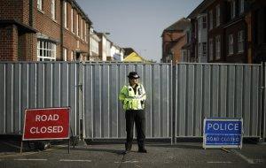 """Британская полиция не связывает отравление в ресторане в Солсбери с воздействием """"Новичка"""""""