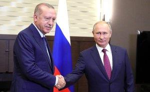 Путин: в Идлибе к 15 октября будет создана демилитаризованная зона
