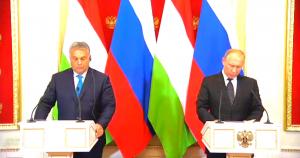 Мы считаем, что сохранение и укрепление христианской культуры в современном мире - это очень важно. Россия в этом смысле имеет у нас огромный престиж - Премьер Венгрии В.Орбан
