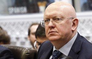 Небензя: беззаконие США в отношении дипсобственности России включено в доклад генсека ООН