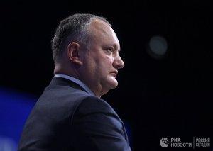 Конституционный суд Молдавии принял решение о временном отстранении президента Игоря Додона от исполнения обязанностей в четвёртый раз