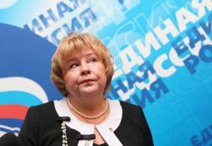 В Санкт-Петербурге за получение взятки осуждена экс-депутат Законодательного Собрания