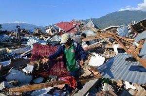Свыше 152 тыс. человек остаются под завалами после землетрясения в Индонезии (Стихией было разрушено более 65,7 тыс. домов)