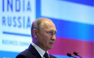 """Песков рассказал о планах Путина на 66-й день рождения 7 октября. Сильвио Берлускони уже """"едет к своему другу Владимиру Путину"""""""