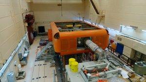 В ИЯФ СО РАН состоялся физический пуск мощного высоковольтного инжектора для нагрева термоядерной плазмы