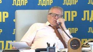 Жириновский встал на защиту Кокорина и Мамаева, избивших чиновника и водителя телеведущей