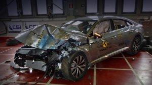 В машинах для тестов Euro NCAP найдены подозрительные детали. Похоже, назревает коррупционный скандал.