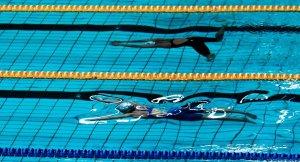 Женская сборная России по плаванию завоевала золото Юношеских Олимпийских Игр в эстафете 4х100 кролем