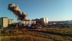 На пиротехническом заводе в Ленобласти произошел взрыв