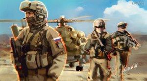 Россия возглавила рейтинг самых мощных армий Европы