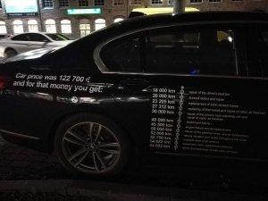 Владелец BMW оригинально раскритиковал немецкое качество