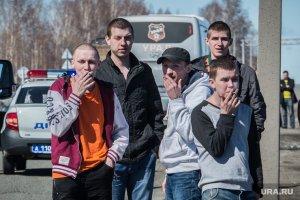 На улицы России вернулись молодежные группировки