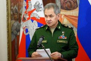 Минобороны РФ сообщило о встрече Шойгу с Хафтаром