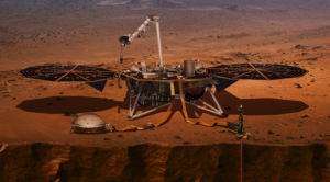 NASA будет транслировать приземление нового посадочного модуля на Марс