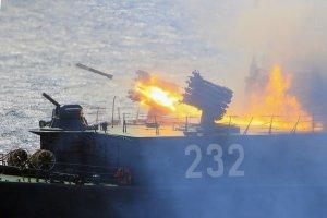 Российский флот объявил о ракетных стрельбах у Лофотенских островов