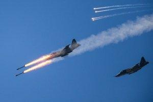 ВКС РФ уничтожили позиции боевиков, обстрелявших Алеппо химическими боеприпасами