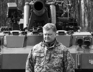 СНБО Украины принял решение о военном положении