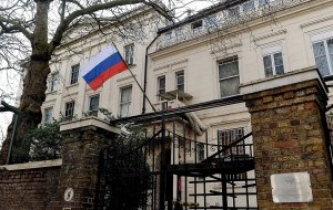 Посольство РФ: публикация в Великобритании данных журналистов Первого канала возмутительна