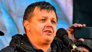 Среди задержанных в Тбилиси вооруженных украинцев был депутат Рады Семенченко
