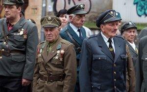 Украинских нацистов уравняли в правах с ветеранами Великой Отечественной