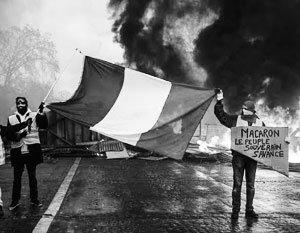 Во Франции назвали протесты катастрофой для экономики